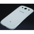 Samsung Galaxy S3 4G i9305 Battery Cover [White]